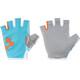 Cube Performance Kurzfinger Handschuhe blue'n'nectarine